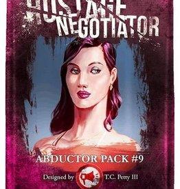 Van Ryder Games Précommande: Hostage Negociator: Abductor Pack #9 (EN)