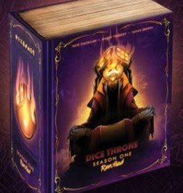 Roxley Précommande: Dice Throne: Season One Rerolled Started Box (EN)