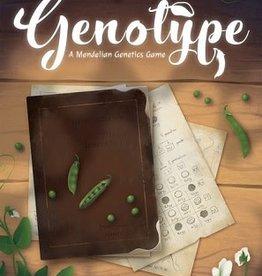 Genius Games Genotype: A Mendelian Genetics Game (EN)
