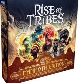Breaking Games Précommande: Rise Of Tribes: Mammoth Edition (EN)