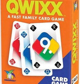 Gamewright Précommande: Qwixx Card Game (EN) Mars2021