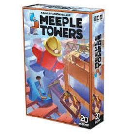 Wizkids Précommande: Meeple Towers (EN)