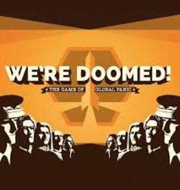 Breaking Games Précomande: We're Doomed (EN)