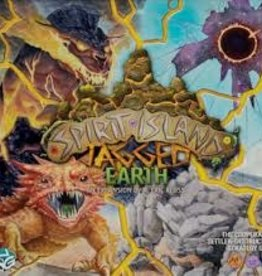 Greater Than Games Précommande: Spirit Island: Ext. Jagged Earth (EN)