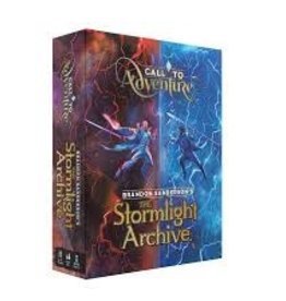 Brotherwise Games Précommande: Call to Adventure: The Stormlight Archive (EN)