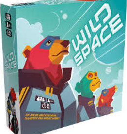 Catch-Up Games Précommande: Wild Space (ML)
