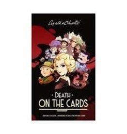 Modiphius Entertainement Précommande: Agatha Christie's: Death On The Cards (EN)