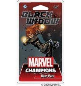 Fantasy Flight Games Précommande: Marvel Champions LCG: Black Widow Pack (EN)
