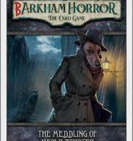 Fantasy Flight Games Précommande: Barkham Horror: The Meddling Of Meowlathotep (EN)