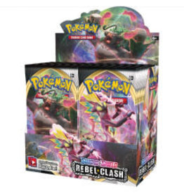 Pokemon Pokemon: Clash Des Rebelles Booster (FR)