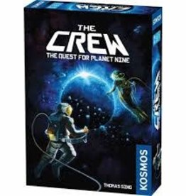 Thames & Kosmos The Crew: The Quest For Planet Nine (EN)