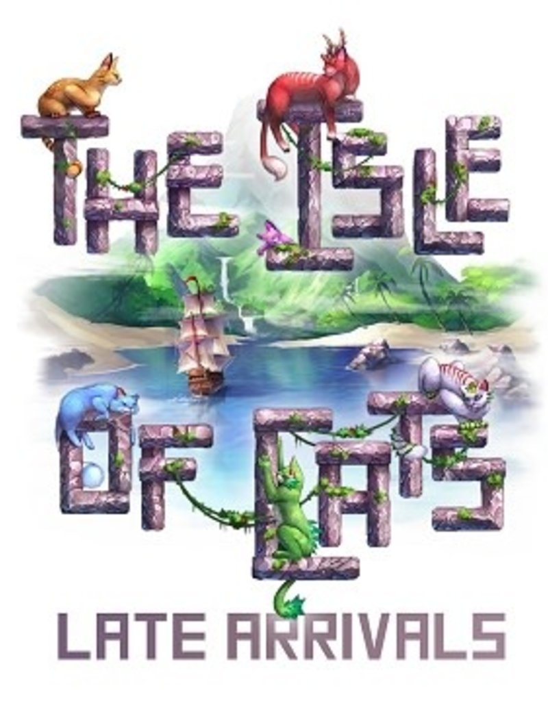 The City of Game The Isle Of Cats: Ext. Late Arrivals (EN)