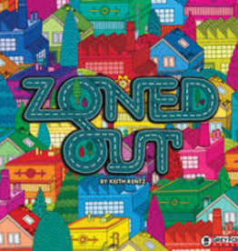 Grey Fox Games Zoned Out (EN)