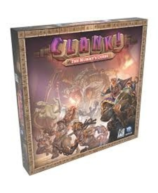 Clank!: Ext. The Mummy'S Curse (EN)