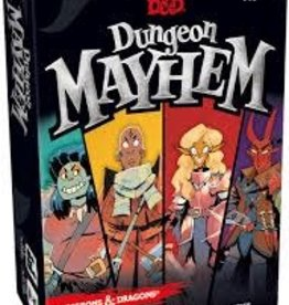Avalon Hill Dungeon Mayhem (EN)