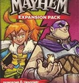 Avalon Hill Dungeon Mayhem: Ext. Battle For Baldur'S Gate (EN)