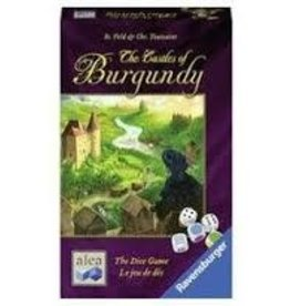 Ravensburger The Castle of Burgundy: The Card Game (ML)
