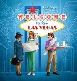 Blue Cocker Games Précommande: Welcome to New Las Vegas (FR)