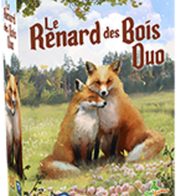 Renegade Game Studios Précommande: Le Renard Des Bois Duo (FR)