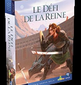 Renegade Game Studios Précommande: Le Défi De La Reine (FR)