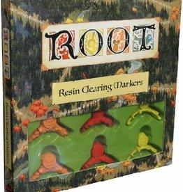 Leder Games Précommande: Root: Resin Clearing Markers (EN)