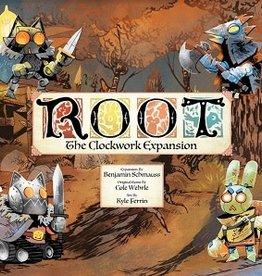 Leder Games Précommande: Root: Ext.The Clockwork (EN)