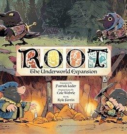 Leder Games Précommande: Root: Ext. The Underworld (EN)