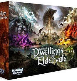 Breaking Games Précommande: Dwellings Of Eldervale (EN) Decembre2020