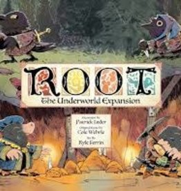 Leder Games Root: Ext. The Underworld (kickstarter) (EN)