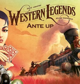 Kolossal game Précommande: Western Legends: Ext. Ante Up (ML)