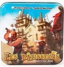 Bombyx Précommande: Les Bâtisseurs: Moyen Âge (FR)
