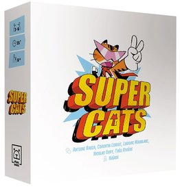 Grrre Games Super Cats (ML)