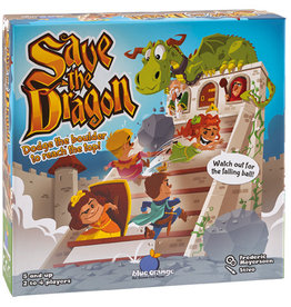 Blue Orange Games Précommande: Save The Dragon (ML)