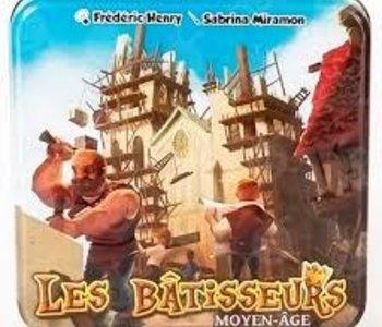 Les Bâtisseurs: Moyen Âge (FR)