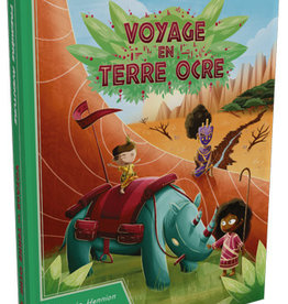 Game Flow Précommande: Ma Première Aventure: Voyage En Terre Ocre (FR)