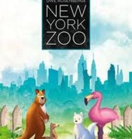 Capstone Games Précommande: New York Zoo (EN)