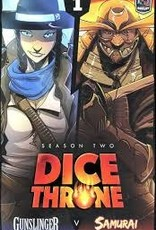 Roxley Dice Throne: Season Two: #1 Gunslinger vs Samurai (EN)
