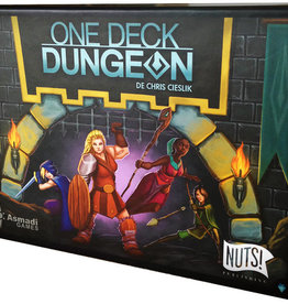 Nuts Games One Deck Dungeon (FR)