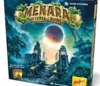 Menara: Ext. Rituals And Ruins (ML)