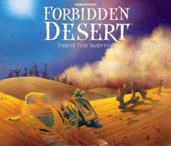 Forbidden Desert (EN)