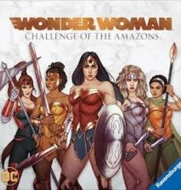 Ravensburger Wonder Woman: Challenge Of The Amazon (EN)
