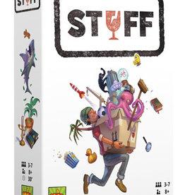 Repos Production Précommande: Stuff (FR)