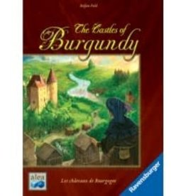 Ravensburger The Castles Of Burgundy (ML)