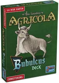Agricola: Ext. Bubulcus Deck (FR)