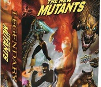 Marvel Legendary: Ext. New Mutants (EN)