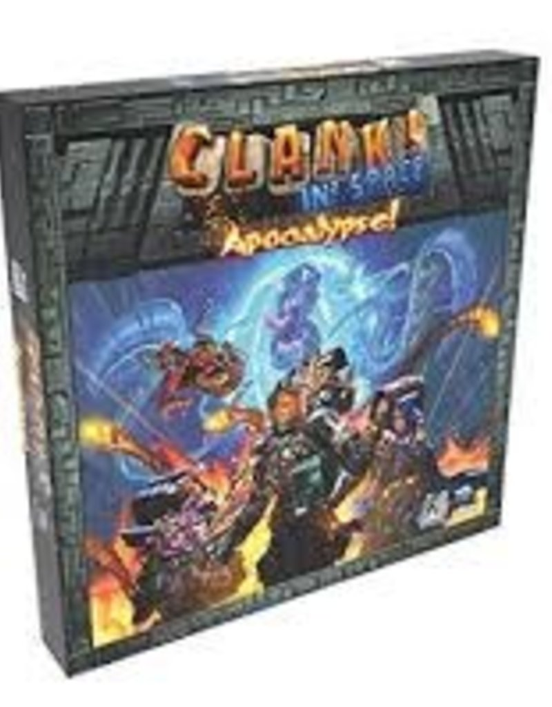 Renegade Game Studios Clank! In! Space!: Ext. Apocalypse (EN)