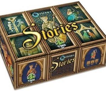 Orleans: Stories (EN)