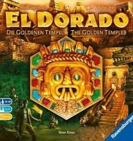 Ravensburger The Quest For El Dorado: Golden Temple (EN)
