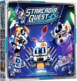 CMON Limited Starcadia Quest: Ext. BuiltT-A-Robot (EN)