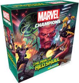 Fantasy Flight Games Précommande: Marvel Champions LCG: Ext. The Rise Of Red Skull (EN)